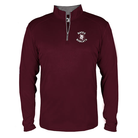 1/4 Zip Performance Pullover for Youth (2 Color Options)