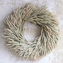 Load image into Gallery viewer, Rye Wreath 22""