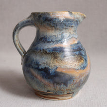 Load image into Gallery viewer, Pitcher - Blue Swirl