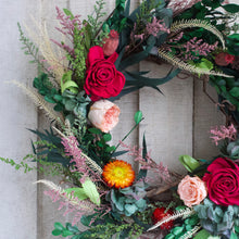 Load image into Gallery viewer, The Secret Garden Wreath