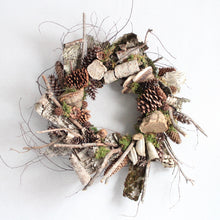 Load image into Gallery viewer, Forest Floor Wreath