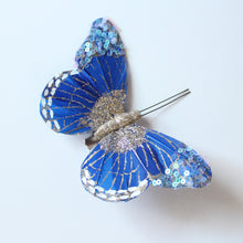 Load image into Gallery viewer, Butterflies - Glitter Feather