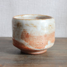 Load image into Gallery viewer, Shino Tea Bowl #4