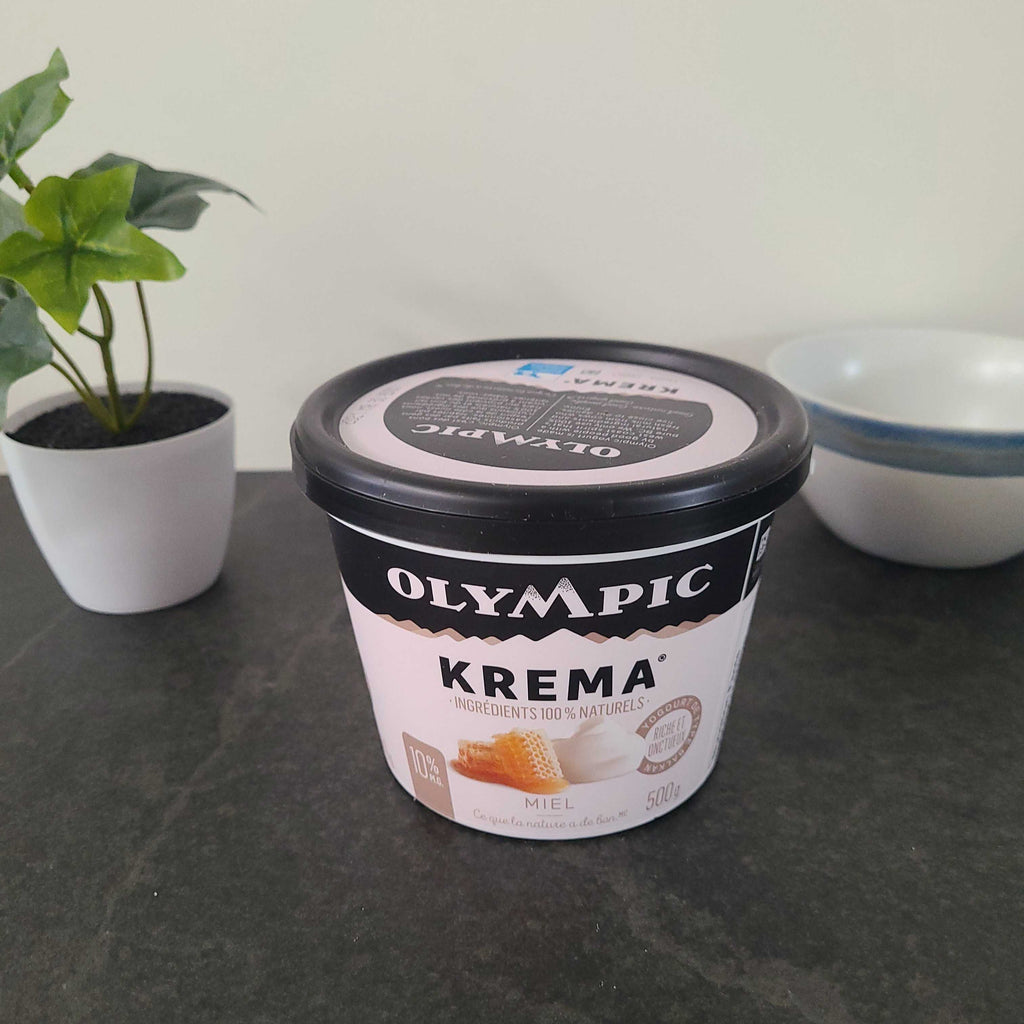 Yogurt Krema Honey