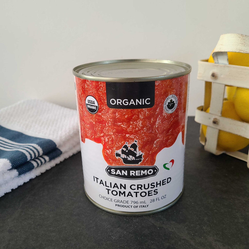 Tomatoes Canned Organic