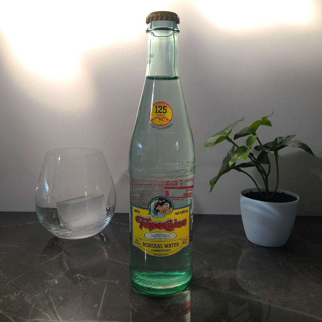 Mineral Water Carbonated