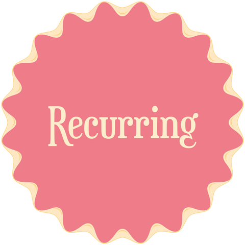Monthly (Recurring)