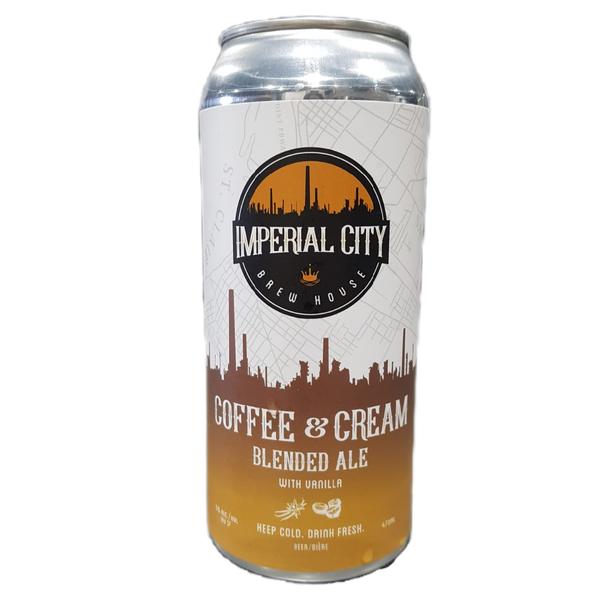 Coffee & Cream - imperialcitybrew