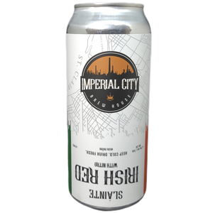 Irish Red - imperialcitybrew
