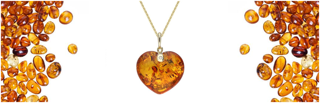 9-ct-yellow-gold-amber-diamond-small-heart-necklace