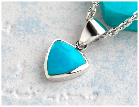 sterling-silver-turquoise-curved-triangle-necklace