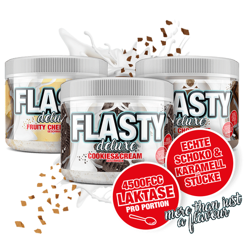 FLASTY DELUXE - MORE THAN JUST A FLAVOUR 250G