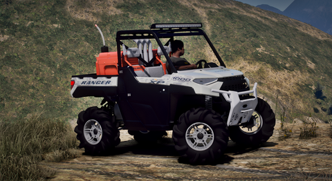 Polaris Ranger Highlifter