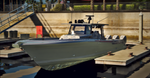 53FT HCB Suenos Fishing Boat (Hydra Sport)