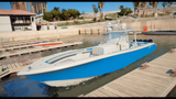42FT Yellow Fin Fishingboat and Trailer