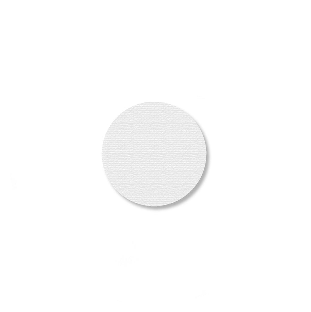 Mighty Line White Warehouse Marking Dots, 1""