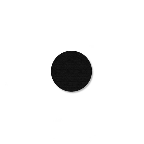"3/4"" BLACK Solid DOT - Pack of 200"