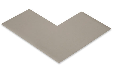 "3"" Gray Mighty Line Floor Marking Angles"