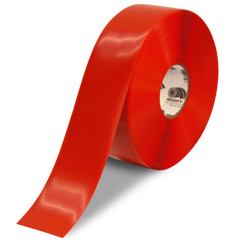 "3"" Red Floor Tape"