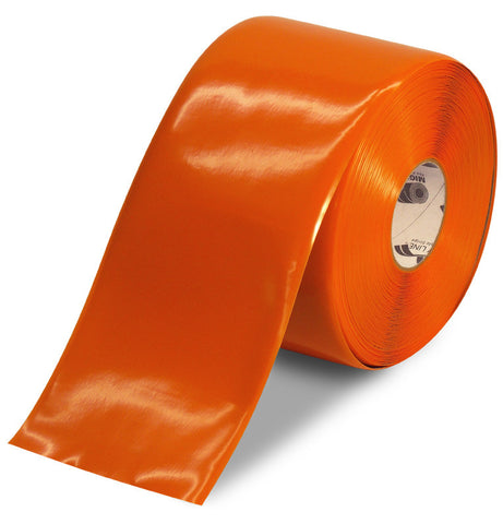"6"" Orange Floor Tape"