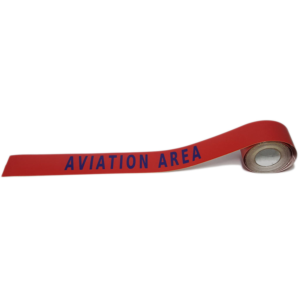 "3"" Aviation Area Floor Tape"