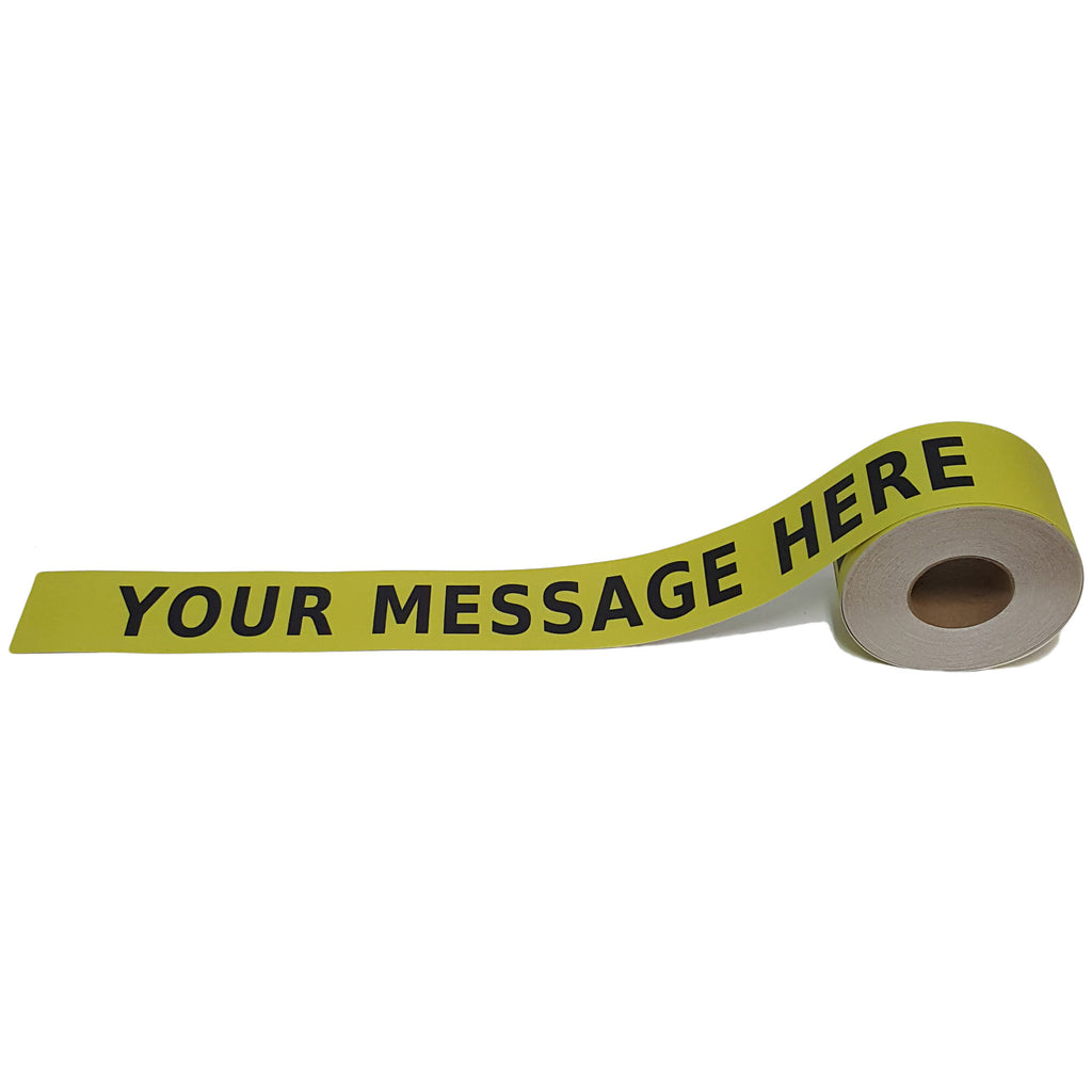 Custom Repeating Message Tape
