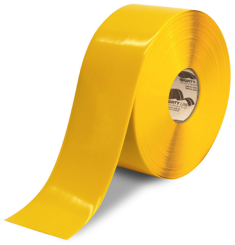 4 Inch Repeating Message Industrial Floor Tape