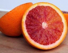 Blood Orange Agrumato Olive Oil        Whole fruit fused