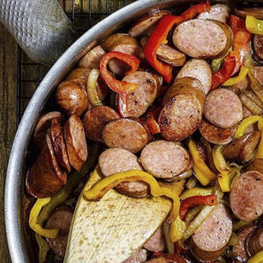Sausage Recipe image from Instagram