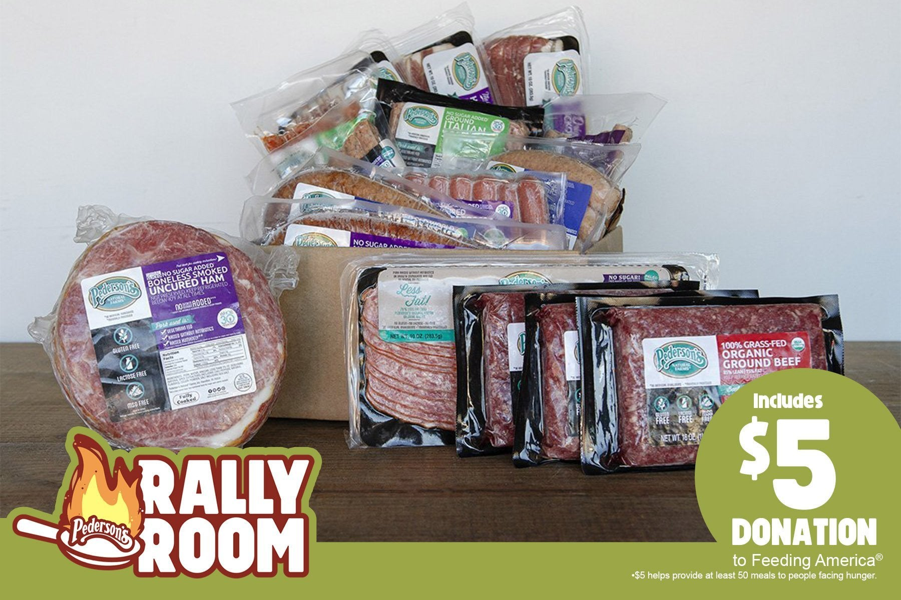 Bundle of Meat | Whole30 Meal Plan Meat Delivery Box