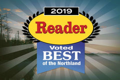 Voted Best in the Northland by the Reader