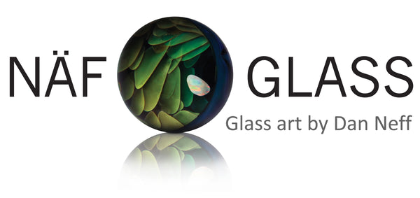 NafGlass Glass Art by Dan Neff