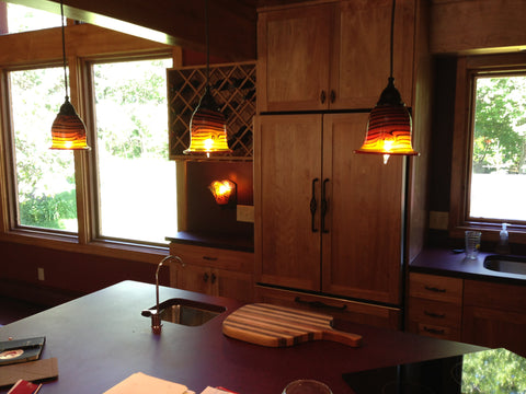 custom lighting fixtures Duluth MN