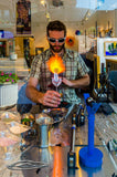 Glass Artist Dan Neff