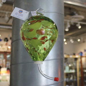 Large Hummingbird Feeders - Lake Superior Art Glass