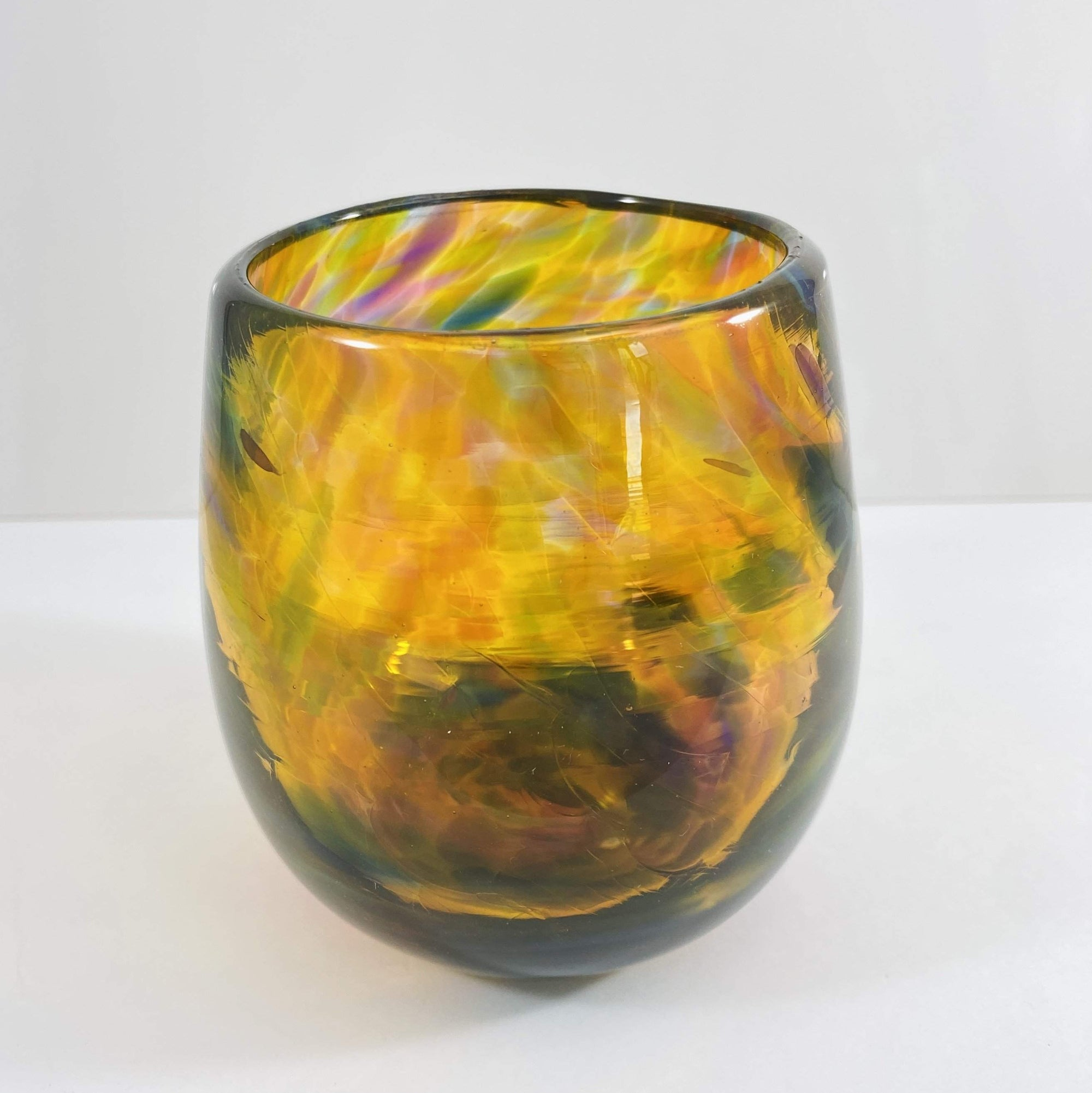 Florida Mix Stemless Wine Glass