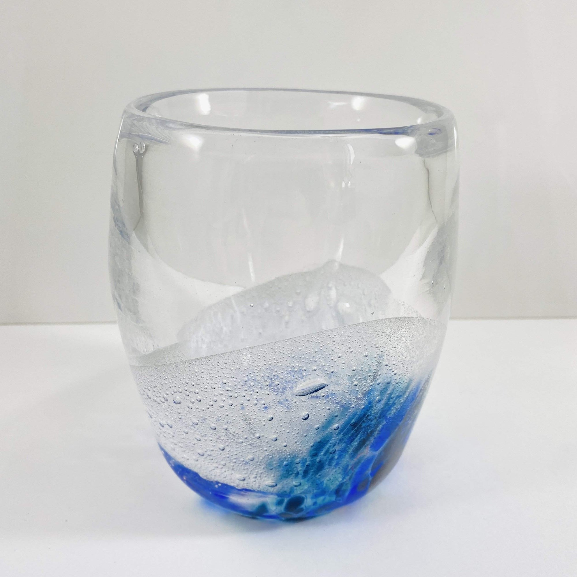 Blue Wave Votive