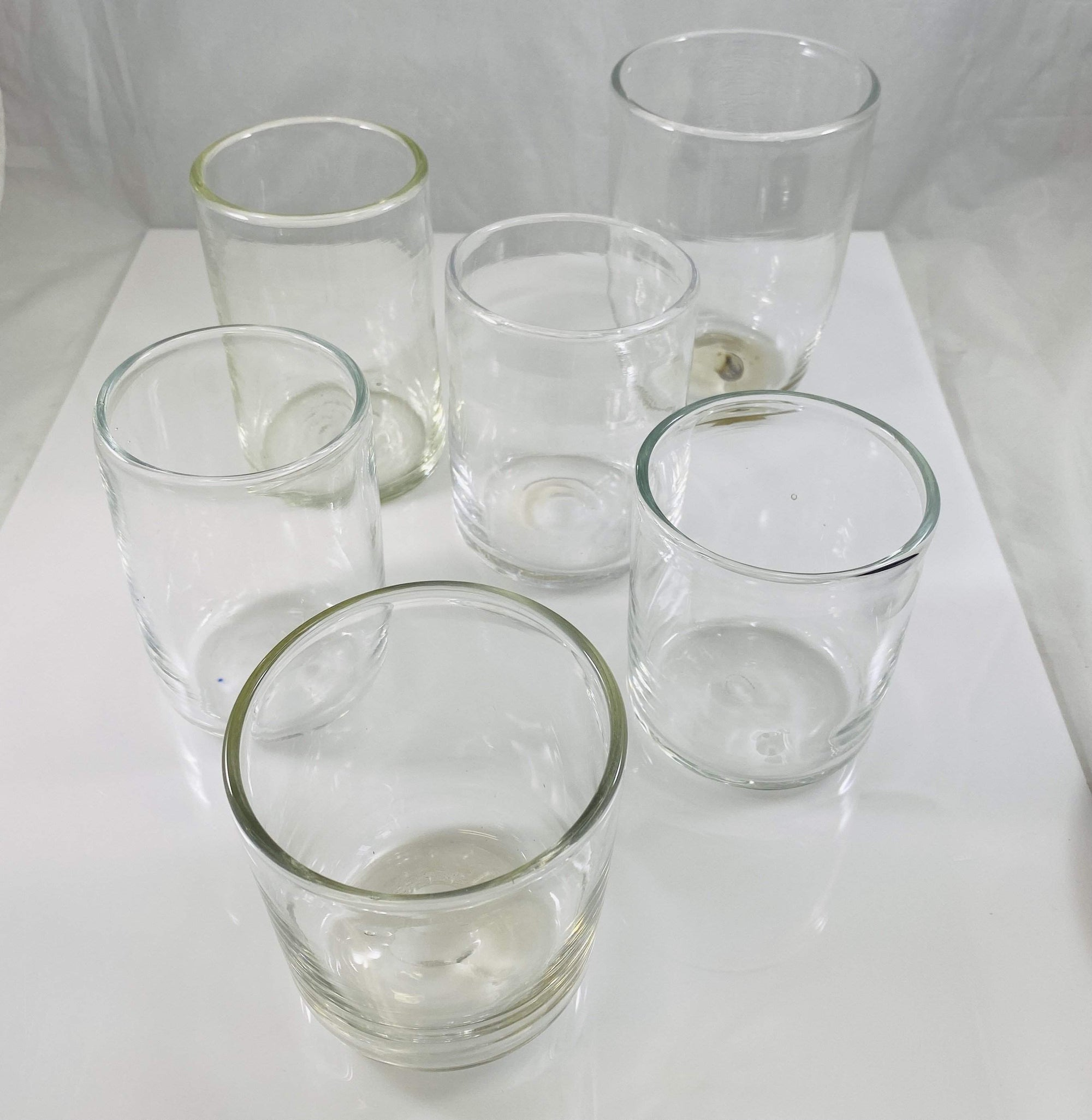 Clear Glassware Set