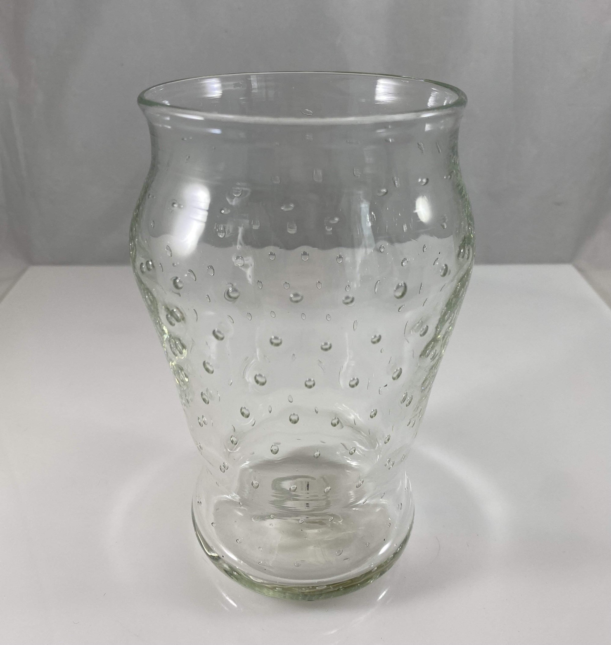 Clear Blown Pilsner Glass