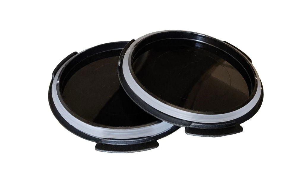 Container Lid with Gaskets for Power Lunch-Q2/Q4, Ezee Lunch-2/3/V3/4/V4 (Set of 2)