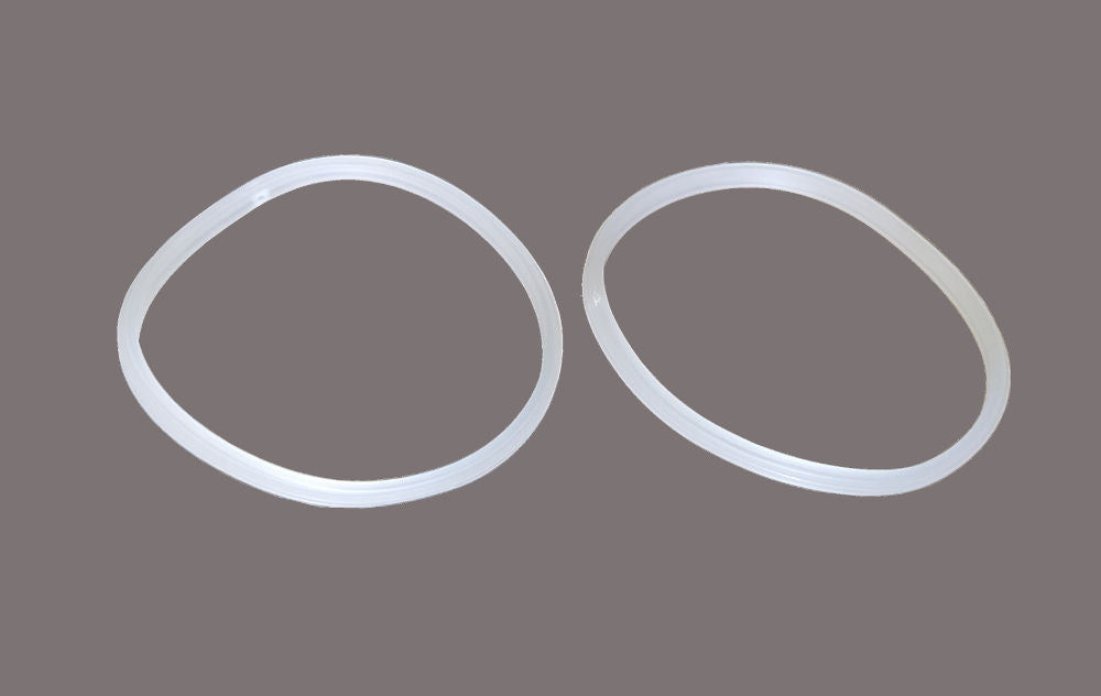 Lid  Gaskets - Power Lunch-Q2/Q4, Ezee Lunch-2/3/V3/4/V5 (Set of 2)