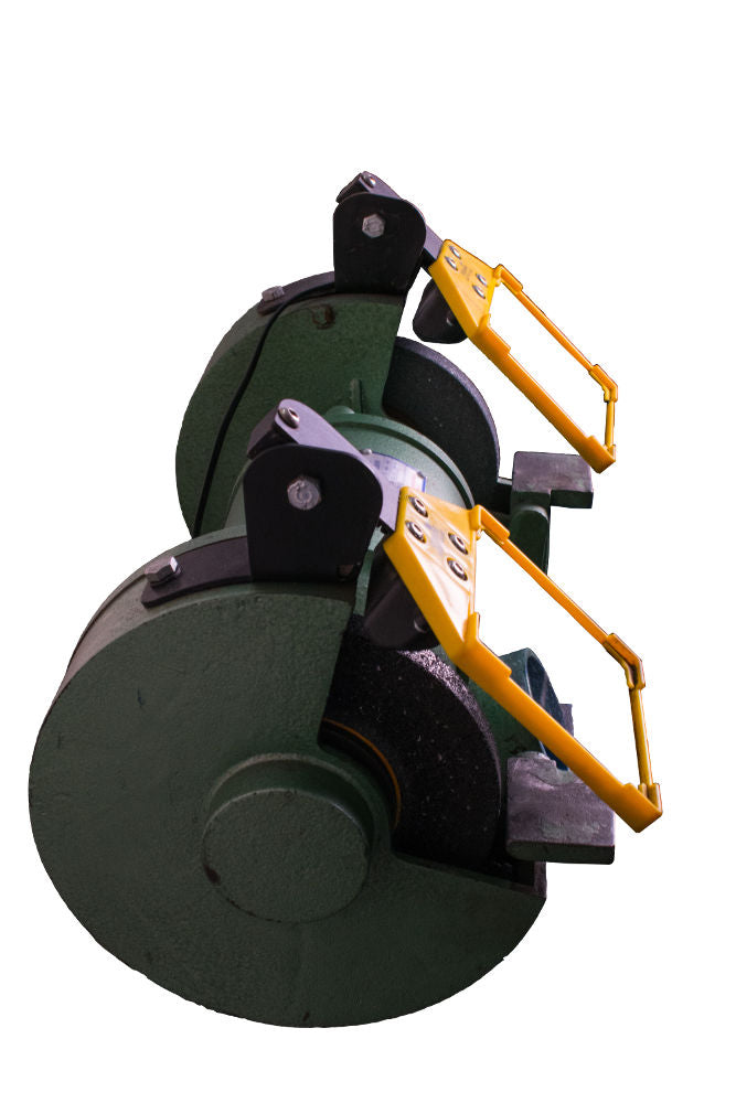 Safety Guard for Bench Grinders