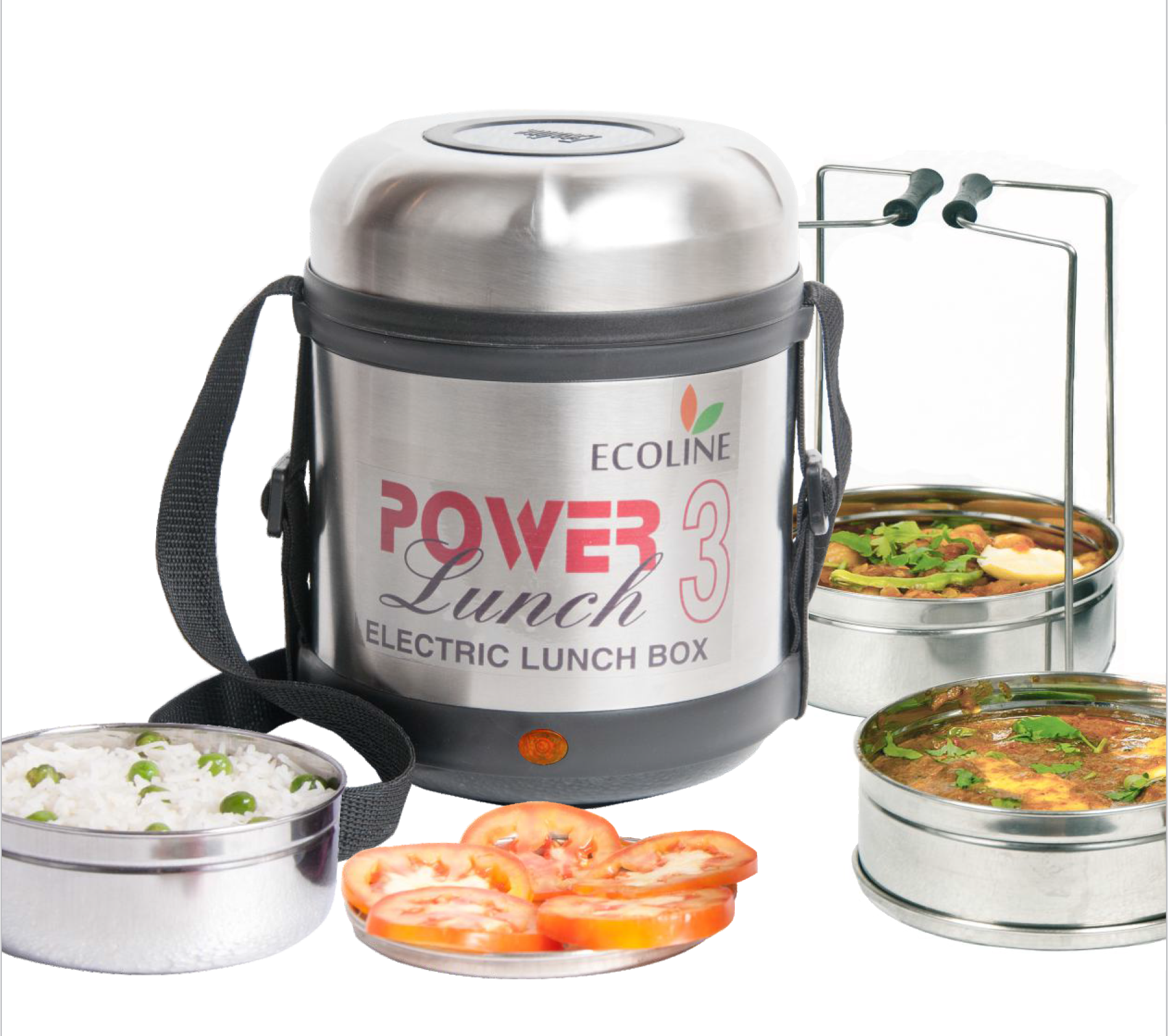 Power Lunch 3 Electric Lunch Box