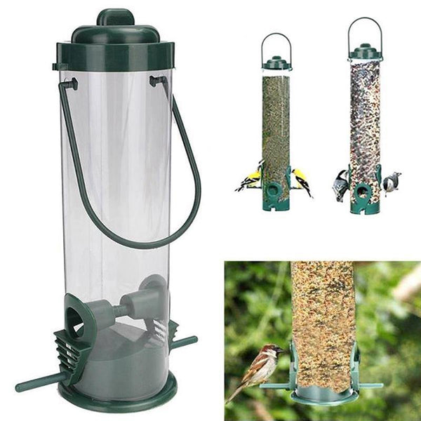 Feeder Outdoor Feeding Portable Wild Birds