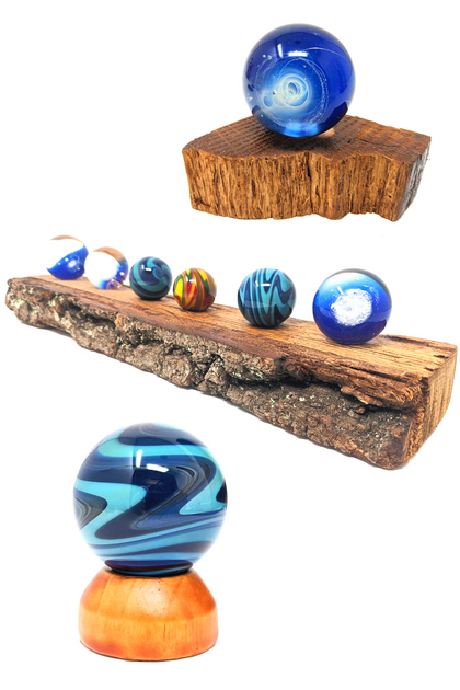 Marble Stands and Displays
