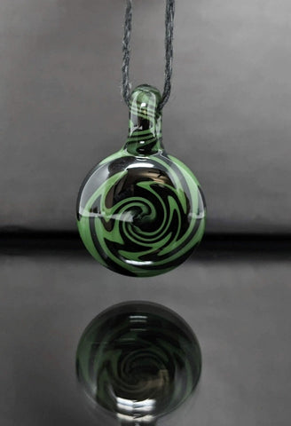 WASA BEEZ x PATHWAYS Exclusive Glass Pendant