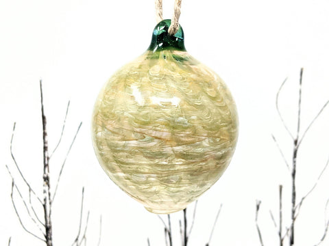 Handblown Glass Window Ornament