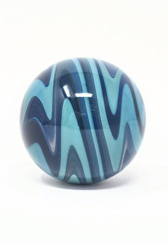 "Wigwag Blue Marble (1.29""/32mm)"