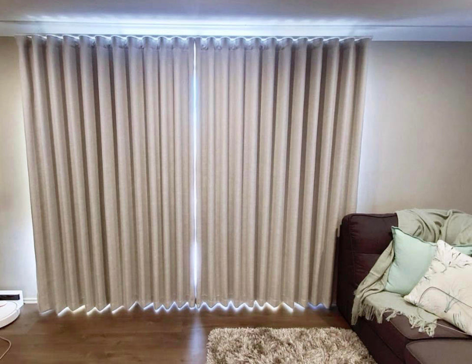Wavefold Sfold Blockout Curtains