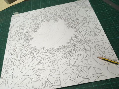 Marquetry Process